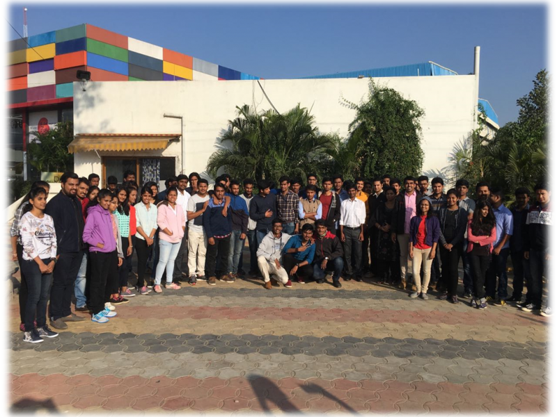 Industrial Visit to ISRO facility at Bengaluru