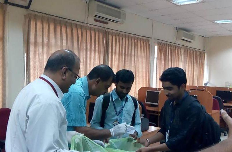 Swachcha Bharath Abiyan IP Dept 2