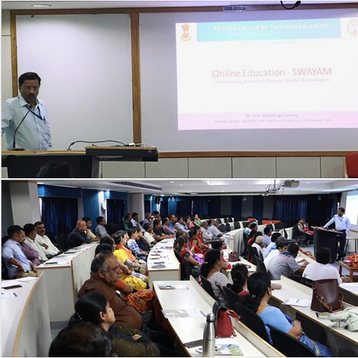 Seminar on AICTE Quality Initiatives in Higher Education